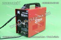 Straus ST/WD-205MG Hegesztő MIG CO 200A Védőgáznélküli