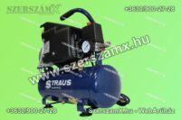 Straus ST/ACP-001 Kompresszor 10Liter 550W