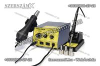 Yihua YH902A ESD Forrasztóállomás 2-funkciós 720W