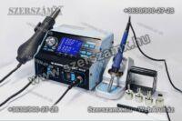 Yihua YH992D+ PID Forrasztóállomás 2-funkciós 720W