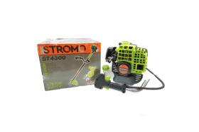 Stromo ST4300 Profi Benzinmotoros Fűkasza 5,2Lóerős 58ccm 6in1 OROSZ