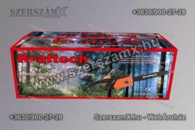KrafTech KT/CHS-3200M elektromos láncfűrész 3200 W TELJESÍTMÉNYEL