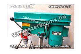 Boxer EC513 Nagy Oszlopos Fúrógép 2850W + Satu