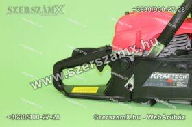 Kraftech KT 55-4,4 4,4Lóerő Láncfűrész 58cc