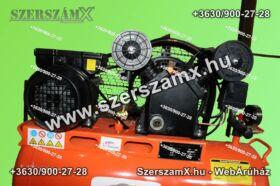 Haina M112-H.V50L 2-Hengeres Kompresszor 50Liter 2800W