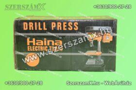 Haina M82.13mm Asztali Állványos Oszlopfúró 1650W 13mm + satú