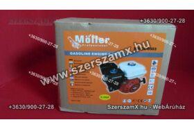 Möller MR-GE-6503 6,5Lóerő Benzines Motor 192ccm 4ütemű