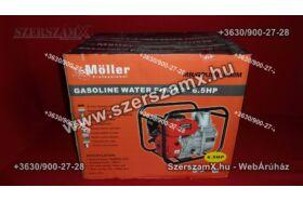 Möller MR/GPUMP-080M Benzines 6,5Lóerős Szivattyú 1100L/perc