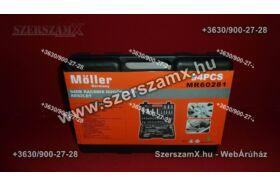 Möller MR60281 Krova Dúgokulcs készlet 94részes