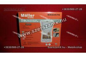 Möller MR60576 Lépcsős Fúró 4db-os