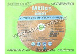 20db Möller MR70045 Fém Vágókorong 230mm