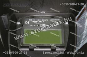 Möller MR70155 Automata Hegesztőpajzs  Fényresötétedő