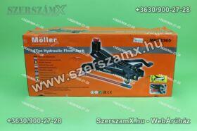 Möller MR70365 Krokodil Autóemelő 3T Pedállal