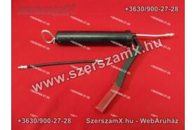 Möller MR70384 Kézi Zsirzó pisztoly 500cc