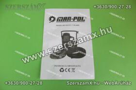 MarPol M79929A Üzemanyag és Olaj Szivattyú 600W