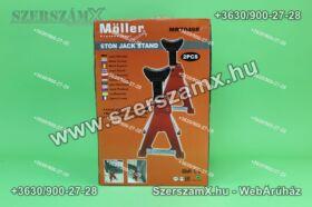Möller MR70468 6-Tonnás Emelőbak párban 2db