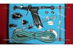 Straus ST/AT-13BSC AirBrush Festékszoró 3in1