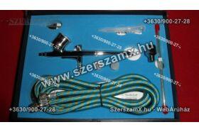 Straus ST/AT-13BSD AirBrush Festékszóró 3in1