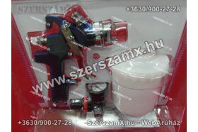 Straus ST/AT-H2000C Pneumatikus Festékszóró 1,4mm 600ml