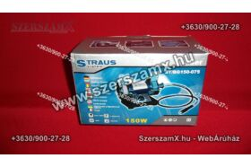 Straus ST/BG150-075 Kettös köszörű és Gravírozó 150W