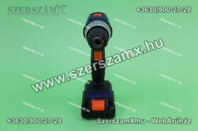 Straus ST-CD18-407 Lithium-ION Akús Fúrógép 18V 2-sebesség