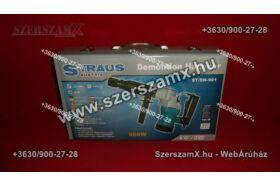 Straus ST/DH-901 Bontókalapács 900W 24Joule