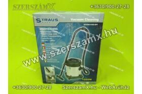 Straus ST/EVC1500-001 Ipari Porszívó 1500W 20L