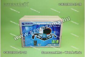 Straus ST/GD-44G-15/20 Földfúró 3,0Lóerő 52ccm + 150/200mm szár