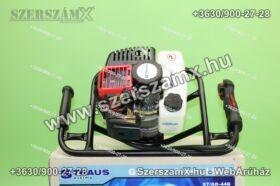 Straus ST/GD-44G-10 Földfúró 3,0Lóerő 52ccm + 100mm szár