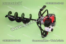 Straus ST/GD-44G Földfúró 3,0Lóerő 52ccm