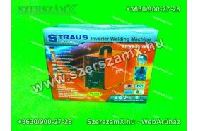 Straus ST/WD-201IVMS  Inverteres Mosfet Hegesztőgép 200A