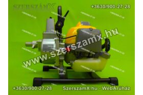 Straus St/GPUMP-026 Benzines 3,0Lóerős Szivattyú 130L/perc