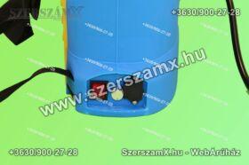 KT/SPRA16BT Elektromos Háti Permetező 16Liter 12V