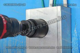 KrafTech HM6528 Bi-Metál HSS Körkivágó 17-részes