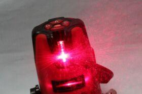 Haina HM6513 Önbeállós Szintező lézer 2 vonalas Piros