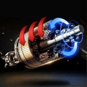 KrafTech KT/BCHS38V Kézi Gallyazó Akkumulátoros Láncfűrész 38V