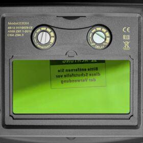 Haina HB-6878 Automata Fényresötétedő Hegesztőpajzs Boldog Joker