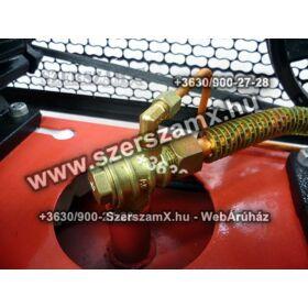 KraftDele KD1474 3-Hengeres Kompresszor 200Liter 4800W