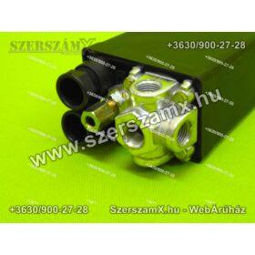 Straus ST/HT-0147 Nyomáskapcsoló 4-utas