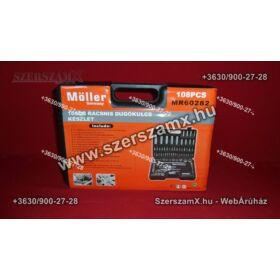Möller MR60282 Krova Dúgokulcs készlet 108részes