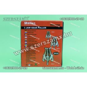 Möller MR60468 3db Körmös Csapágylehúzó készlet