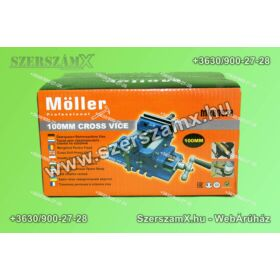 Möller MR60573 Gépi Satu 100mm Kereszttengelyes