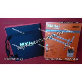 Möller MR60829 T kulcs készlet 12db-os táskás 8-19mm-ig HA-1378