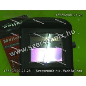 Möller MR70154 Automata Hegesztőpajzs  Fényresötétedő