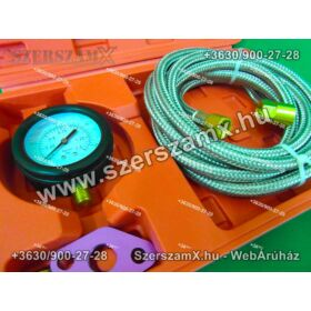 Möller MR70412 Kipufogógáz Nyomásmérő készlet