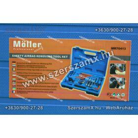 Möller MR70413 Légzsák Airbag szerelő kulcs készlet