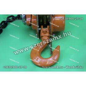 Mölle MR70508 Karos Láncos Csörlő 3-Tonnás