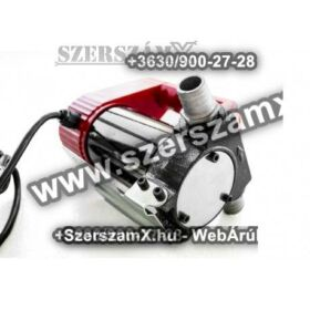 Powermat PM-CPN-320 Üzemanyag és Olaj Szivattyú 24V
