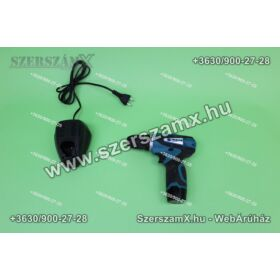 Straus ST/CDD144-12EL Lithium-ION Akús Fúrógép 14,4V 2-sebesség