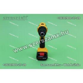 Straus ST/CDD144-13EL Lithium-ION Dupla Akús Fúrógép 14,4V 2-sebesség